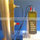 PORTABLE AND FIXED CLAMP ULTRASONIC FLOW METERS