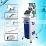 Professional vacuum + auto-roller +RF cavitation quickly weight loss slimming velashape