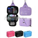 Travel Cosmetic Makeup Toiletry Purse Beauty Wash Bag Organizer Hanging New