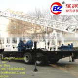 Hot Selling in Oversea Market!! BZC350ACZ good off-road truck mounted drilling rig(300m)
