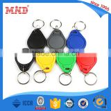 MDK5 customized RFID 125Khz Proximity ID Token blank Key Tag Keyfob Chains