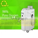 2016 The Best Selling Portable Oxygen Jet Peel Spray Peeling Machine / Spray Facial Skin Care Beauty Salon System Anti Aging Machine