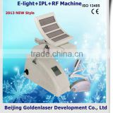 2013 New design E-light+IPL+RF machine tattooing Beauty machine nail buffing sanding block file