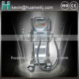 Hot! CE qualified*NEW arrival * Aesthetic Laser Tattoo & Hair Removal Portable Ipl Machine with white and silver colors