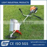 China supplier rice harvester machine / mini rice paddy cutting machine