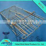 Foldable Single Doors Live Animal Trap Rodent Trap