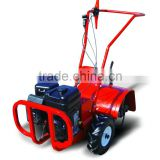 6.5HP mini rotary tiller rotary agricultural equipment gasoline power tiller in cultivators with cheap price
