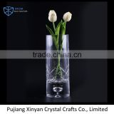 Home Decor Wedding crystal Crafts cheap decoration vase