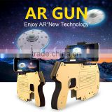 Latest Hot Sale Wireless Mobile Game Controller AR Gun For IOS/Android System, Cool AR Game Control Gun For Wholesale