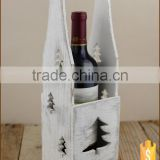 Custom Wooden Wine Box Wood Beer Bottle Crate