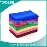china brushed terry super cleaning cloth 100 polyester fabric microfiber