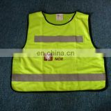 EN1150 baby safety vest with 100% Polyster
