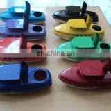new model coloured tug boats pack of 250 pcs