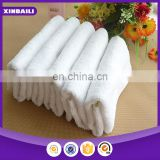 Wholesale custom 100% cotton hotel face towel