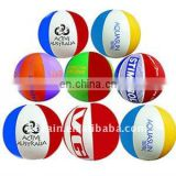 Promotion Inflatable Beach Ball in PVC Material
