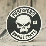 Punishers MC Challenge Coins