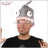 cheap crazy shark sahped party hats Image