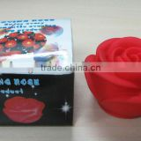 LED rose night light
