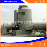 To Flue Gas Dust And SO2 Has Good Purification Effect Exhaust Scrubber For Coal-fired Boiler Processing Systel