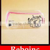 clear plastic pvc Shower Cap Bags