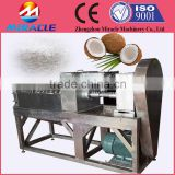 Double screw coconut milk extracting machine with stainless steel material (+86 13603989150)