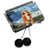 "10"" monitor lcd ftf display wall mounted advertising player board advertising player beijing lcd video player totem video loop"