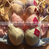 0.47USD Hot Newest Style Fashional Ladies Cheap Sexy Bra Designs/Thin Sponge 32-40BC Cup ( kczd153)