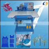 Ultrasonic hot fix rhinestone setting machine/Fully automatic rhinestone setting machine                                                                         Quality Choice