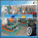 Goverment support used tire retreading machine for sale