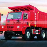 2015 sinotruk new style low price Howo 6*4 70 tons Mining dump truck for sale with free parts made in china