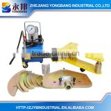 China YONGBANG YB-DWP-10 40-100mm Width 4-10mm Raw Thickness Electric Hydraulic Hydraulic Plate Bending Machine for Steel