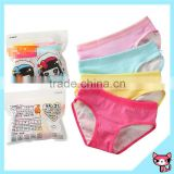2015 Underwear for baby Solid Color Shorts Softwear comfortable Pure Cotton Unisex Brief Underwear