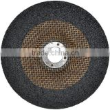T27 metal bond diamond & cbn grinding wheel for stainless steel/metal/alloy/copper