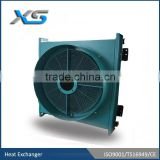 wind power ,gearbox oil cooler,cooler package, heat exchanger