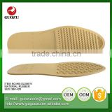 Lady shoes sole rubber sheet