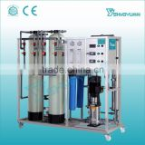 China supplier stainless steel one /two stage RO water treatment system for industry processing