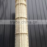 Hot selling plastic Concrete Column molds