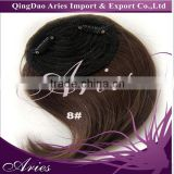 alibaba express fringes for dresses hairpiecs fringe hair bang chocolate brown hair color clip in bangs