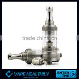 2015 hot selling atomizer tank CVtank mini with ceramic wick coil no microscopie chips; no glass fiber