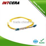 100% Optical Test and low insertion loss LC-LC Singlemode(OS1/OS2)Duplex 2.0mm fiber optic patch cord