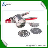 new design decorative potato Mashers and Ricers