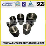 Railway spare parts/Railway wholesale accessories/China supplier/Alibaba railway hex nuts
