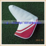 exclusive PU leather golf putter cover for blade putter