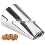 stainless steel decorating tip sets