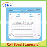 Good Quality Refrigerator Parts Roll Bond Aluminum Evaporator                                                                         Quality Choice