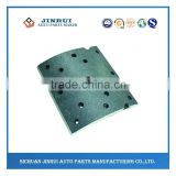High quality DAEWOO bus brake lining