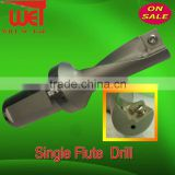 single flute indexable insert drill bits