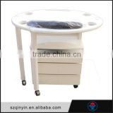 New Type stable durable simple & classic design functional convenient nail bar tables