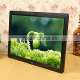 Hot sells high quality 15 inch HD sexy video player download digital photo frame                                                                         Quality Choice