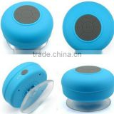portable mini wireless outdoor soundbmusic box speaker shower with usb charger shenzhen